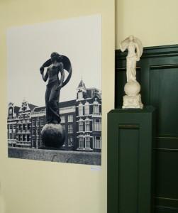 tentoonstelling hildo krop stadsbeeldhouwer van amsterdam - foto: loek van vlerken