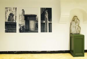 tentoonstelling hildo krop, stadsbeeldhouwer van amsterdam - foto: loek van vlerken