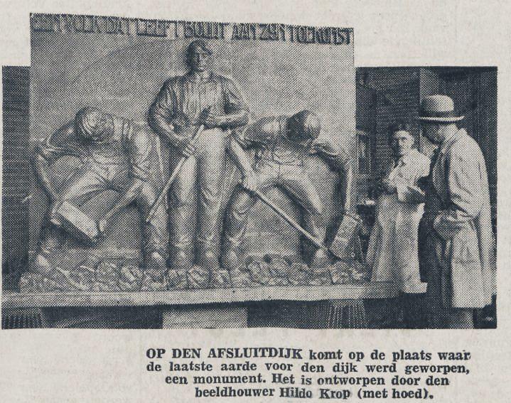 foto uit nieuwsblad van het noorden - 27.06.1932