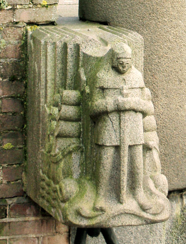 ridderfiguur - gijsbrecht van amstel - foto: loek van vlerken 13.02.2011