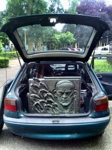 albert plesman - transport hoofddorp naar steenwijk - foto: loek van vlerken 06.06.2011
