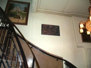 trappenhuis hotel schiller - foto: loek van vlerken 20.11.2015
