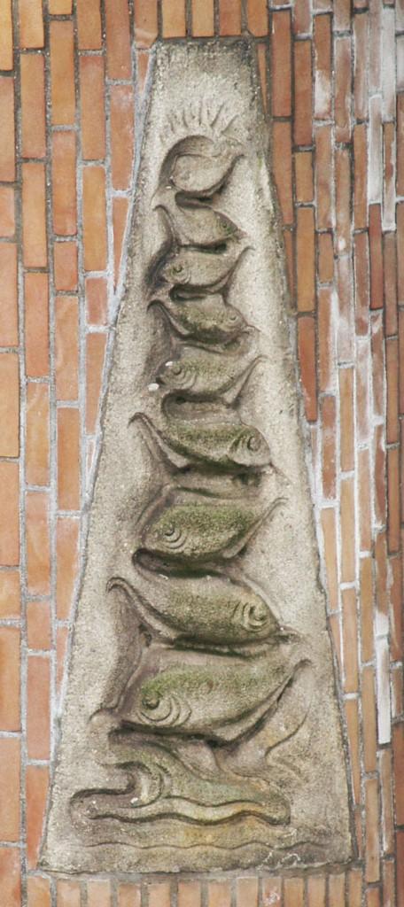 relief vissen - foto: loek van vlerken 08.02.2012