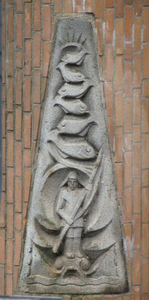 relief harpoenier - foto: loek van vlerken 23.01.2011
