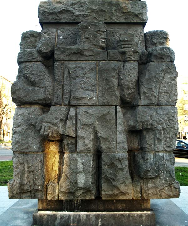 beeldhouwer - foto: loek van vlerken 08.02.2011