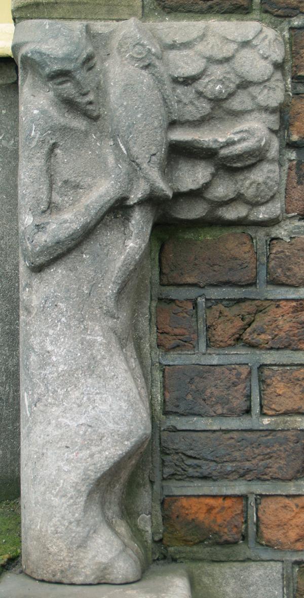 faun rechts - foto: loek van vlerken 25.01.2011