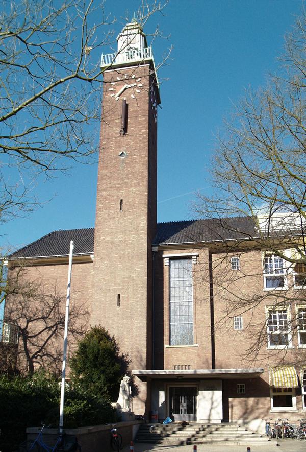 vossius gymnasium - foto: loek van vlerken 08.02.2011