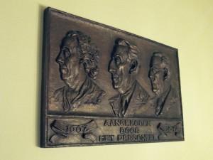 portretten van elsa, frits en heinz schiller - foto: loek van vlerken 10.03.2011
