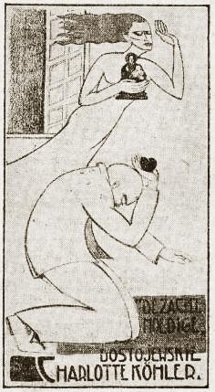 de zachtmoedige - afbeelding uit het Algemeen Handelsblad - 02.05.1929
