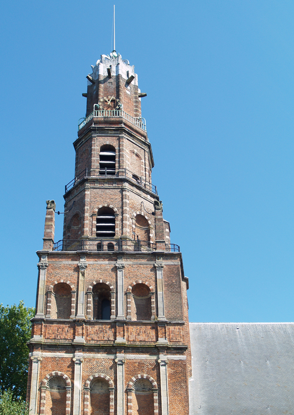 sint nicolaaskerk toren - foto: loek van vlerken 23.07.2014
