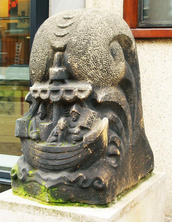 koggeschip - foto: loek van vlerken 08.03.2011