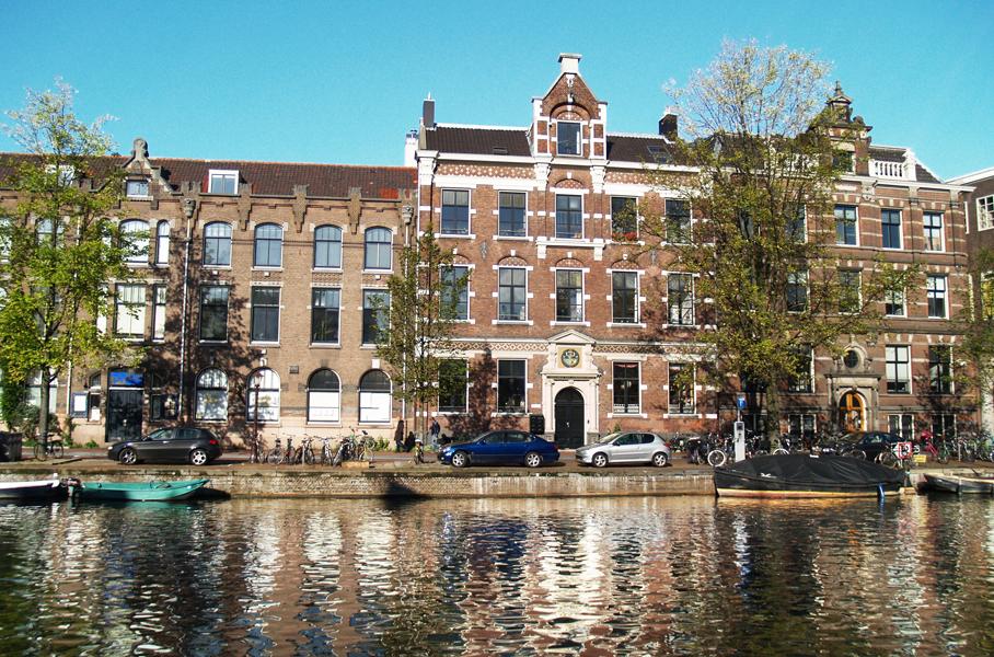Kloveniersburgwal - foto: loek van vlerken 13.10.2011