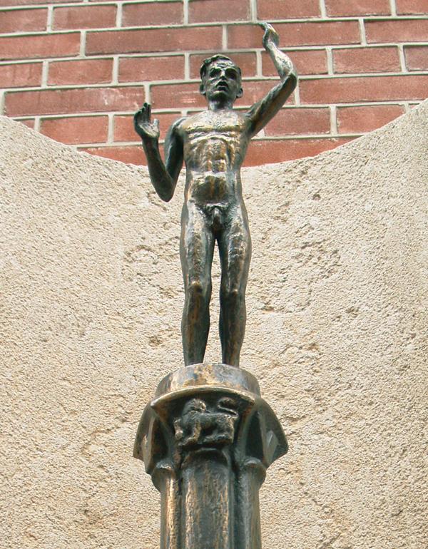 monument marnixstraat - foto: loek van vlerken 25.02.2011