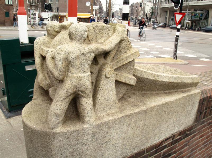 sluiswachters - foto: loek van vlerken 07.02.2011