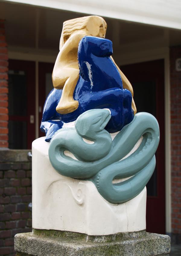 sint joris en de draak - foto: loek van vlerken 03.04.2011