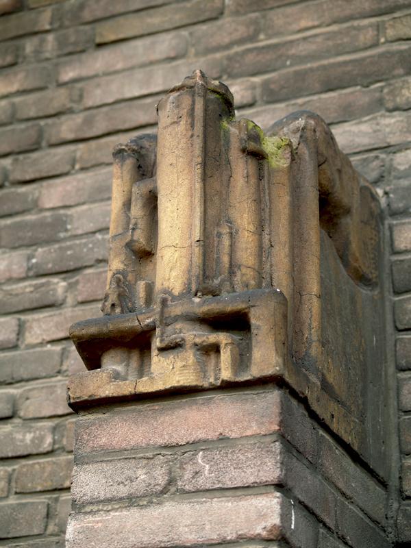 chemische fabriek - foto: loek van vlerken 06.04.2011