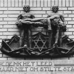 monument voor joodse markthandelaren