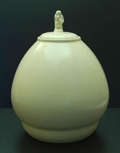 dekselpot - model 115 - foto: hildo krop museum