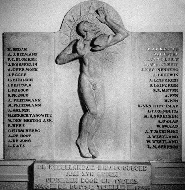 monument ned. bioscoopbond – foto: hildo krop museum