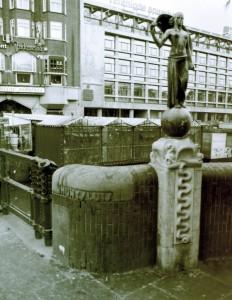 singel-muntplein - foto: loek van vlerken 1986