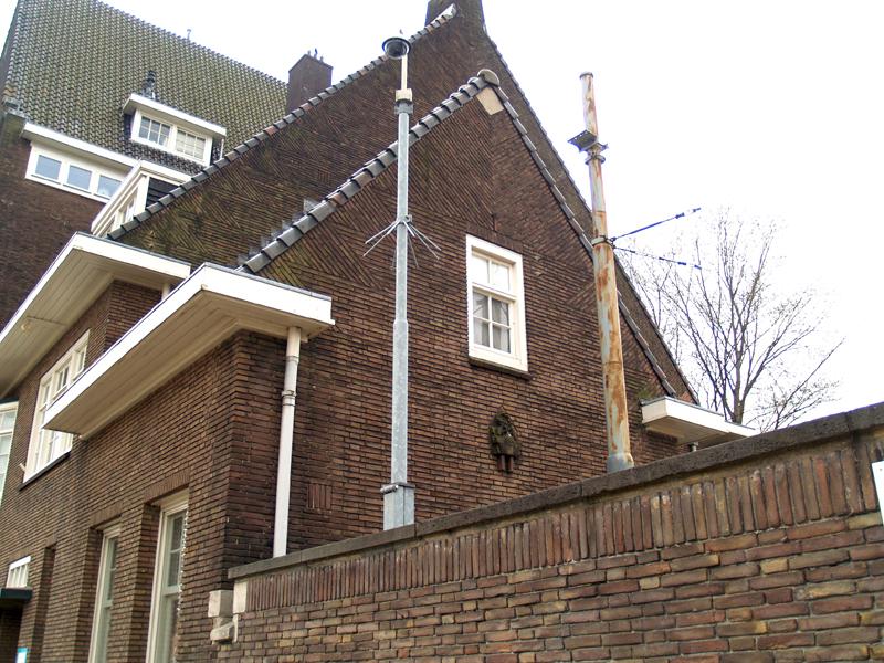 tramremise 'lekstraat' amsteldijk - foto: loek van vlerken 25.04.2013