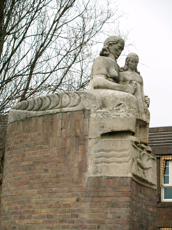 moeder en dochter - foto: loek van vlerken 23.02.2011