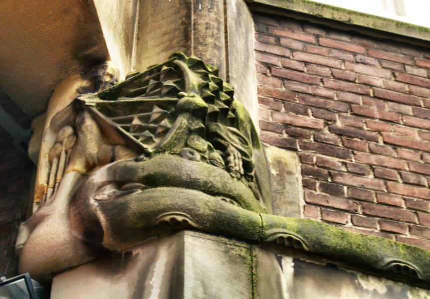 boogschutter en draak - foto: loek van vlerken 07.02.2011