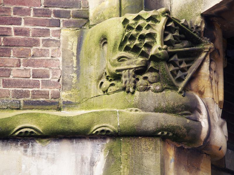 boogschutter en draak - foto: loek van vlerken 22.02.2012
