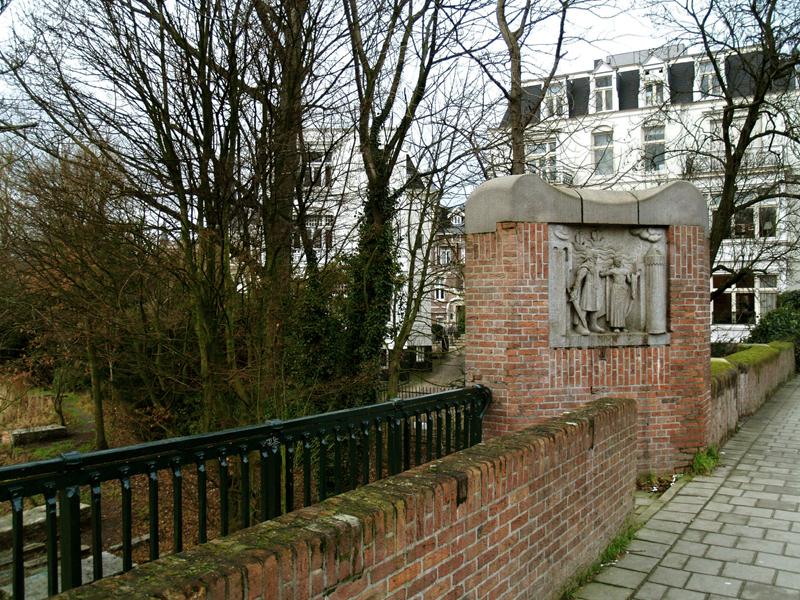 vondelbrug - foto: loek van vlerken 24.01.2011