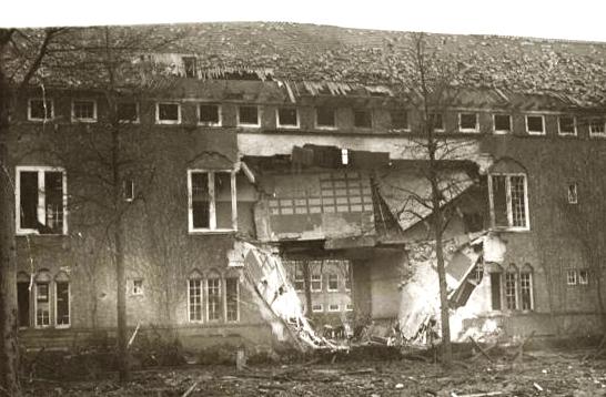 euterpestraat 1944 - foto: hildo krop museum