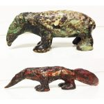 tapir en miereneter