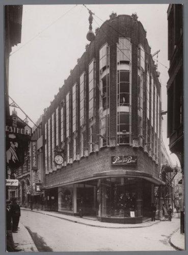 gevel ca. 1930 - foto: archief hildo krop museum