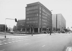 raad van de arbeid gebouw uit de jaren 60 van de vorige eeuw - foto: nederlands architectuurinstituut