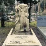 de eeuwige vrouw (graf Hildo Krop)