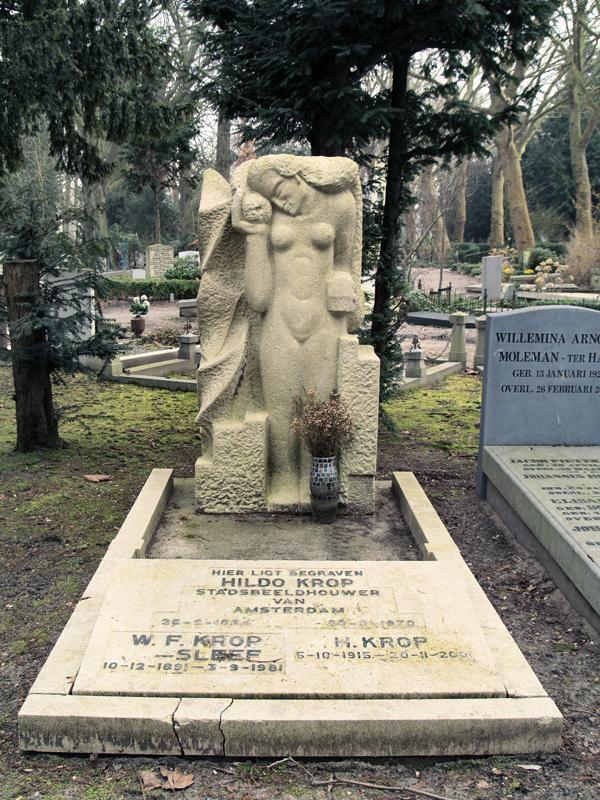de eeuwige vrouw (graf hildo krop) - foto: loek van vlerken 14.03.2011