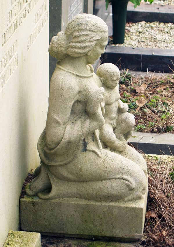 grafmonument mevr. sarphati-stoelinga - foto: loek van vlerken 14.03.2011