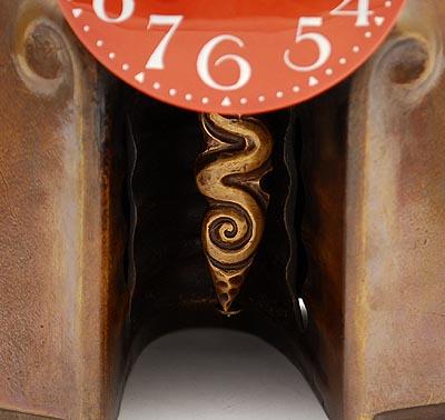 klok (slinger) - foto: botterweg auctions amsterdam - 2014