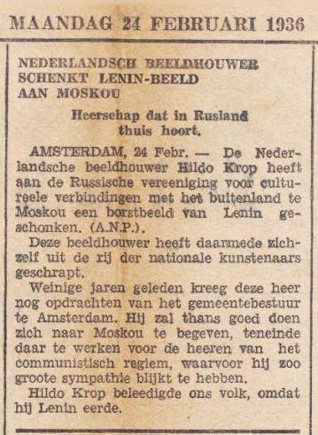 de banier-staatkundig gereformeerd dagblad - 24.02.1936