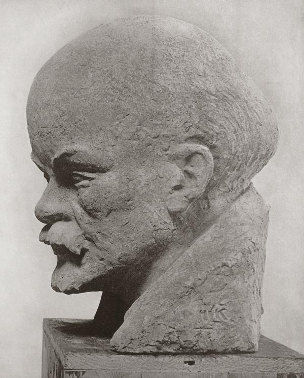 lenin - foto: wendingen 1931-5/6 - collectie loek van vlerken