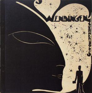 omslag Wendingen 1925 nr.2 - collectie loek van vlerken