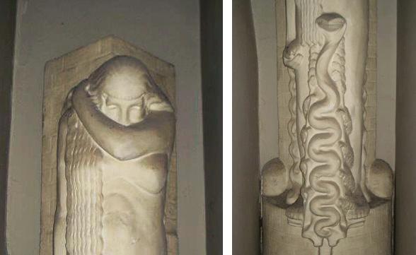 Eva (twee details) - foto: hildo krop museum