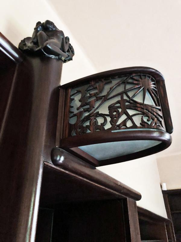 lamp - foto: hildo krop museum - mei 2018