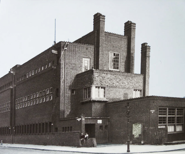 van rijnschool 1924 - foto: hildo krop museum