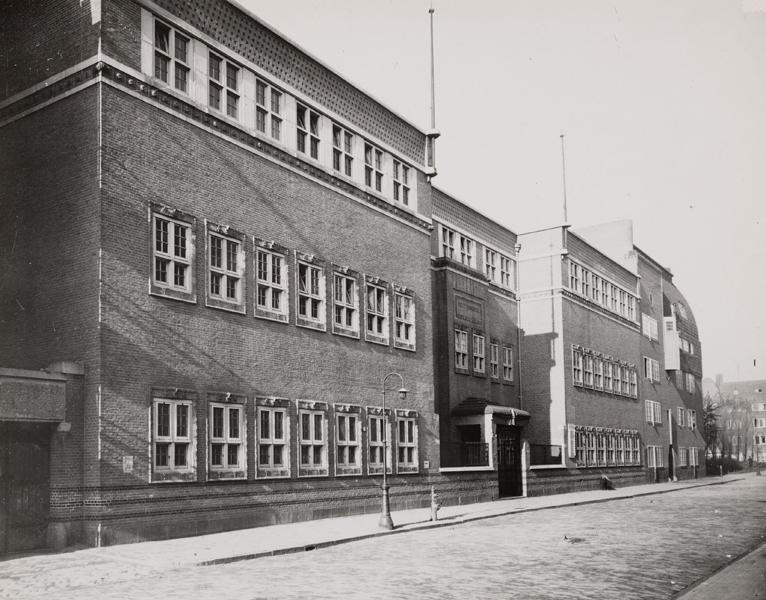 houtmanschool - foto: beeldbank Stadsarchief Gem.Amsterdam