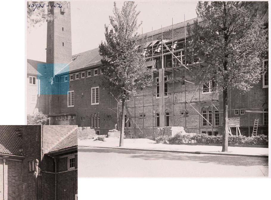 gerrit van der veenstraat - foto: beeldbank stadsarchief ca. 1951