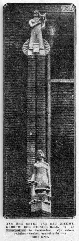 torenbeelden - foto: telegraaf 19.07.1930