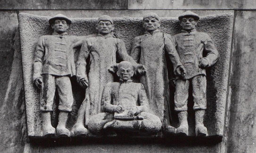 oosten - foto: hildo krop museum