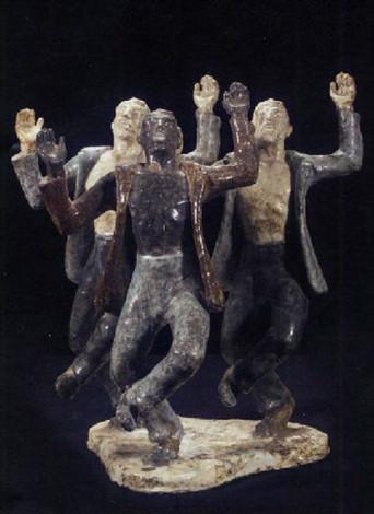 drie dansers - foto hildo krop museum