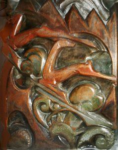 trappijler (detail) - foto: frans van burkom