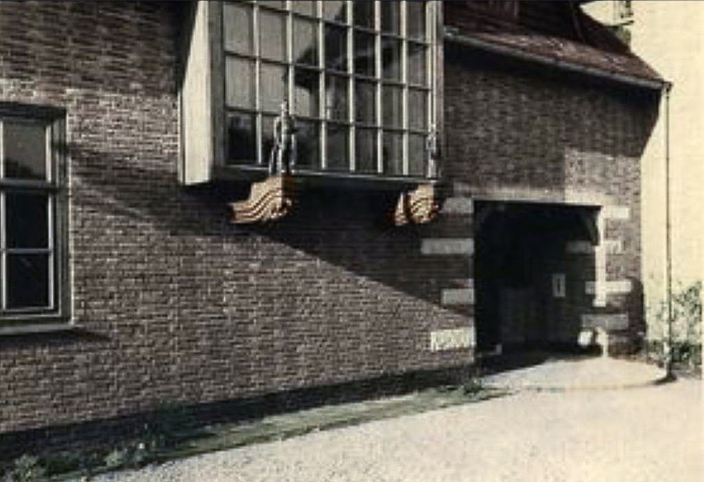 gevel villa - foto: archief hildo krop museum